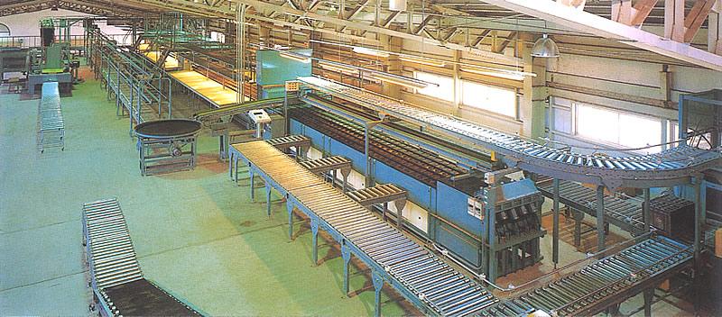 生産ラインや物流ラインの自動化、省力化や省スペース化に役立つ各種機器を取り揃えています